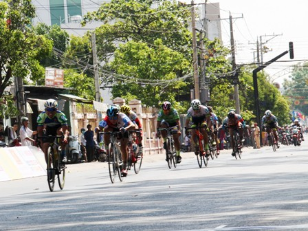 Phan Thiet cycling racing in 2019 | Binh Thuan tourism promotion